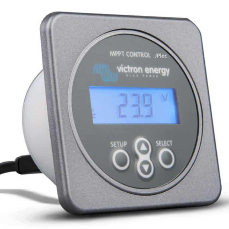 Afficheur pour régulateur MPPT VICTRON MPPT control