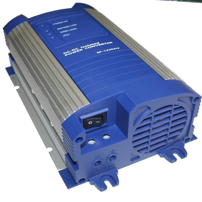 Chargeur de batterie Entrée 12v Charge 24v DC/DC
